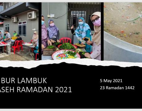 Bubur Lambuk MechClub 2021