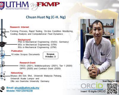 Dr. Ng Chuan Huat