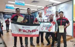 Congratulation! 2nd place in 2019 MTUN Challenge Cup