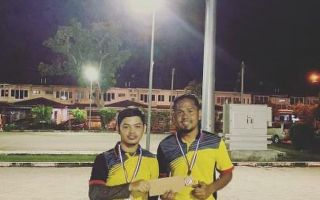Kejohanan Petanque Double Tertutup Johor 2019