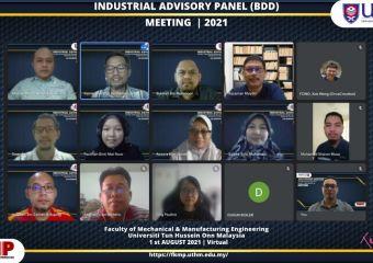 Perbincangan bersama Panel Penasihat Industri