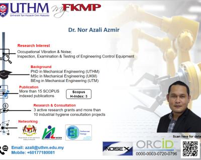 Ts. Dr. Nor Azali bin Azmir