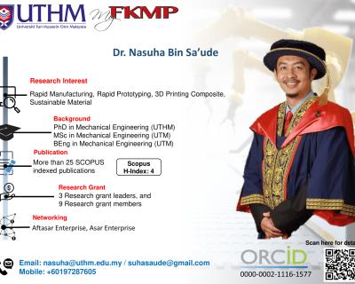 Dr. Nasuha Bin Sa'ude