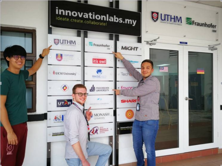 Student Exchange - UTHM and Germany
